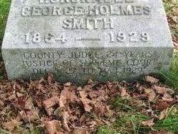 Judge George Holmes Smith