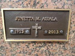 Junetta M. Asiala