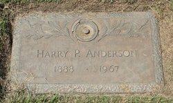 Harry P Anderson