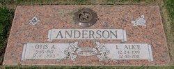 L Alice <I>Greene</I> Anderson