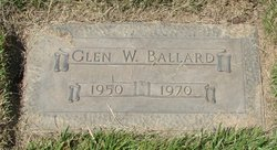 Glen W Ballard