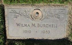 Wilma M Burchell