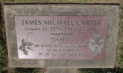 "James Michael ""Jamie"" Carter"