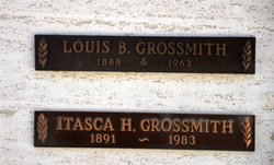 Itasca H. Grossmith