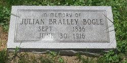 Julian Ann <I>Bralley</I> Bogle