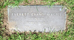 Everett Evans Magill