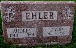 Audrey <I>Duveneck</I> Ehler
