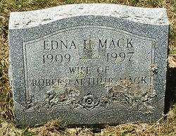 Edna H <I>Harriman</I> Mack