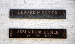 Adelaide M. Hosier
