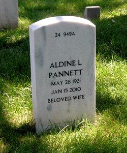 Aldine Thelma <I>Lawyer</I> Pannett