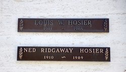 Louis W. Hosier