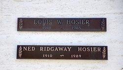 Ned Ridgeway Hosier