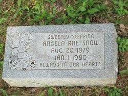 Angela Rae Snow