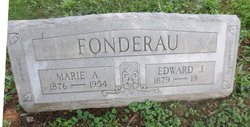 Marie A Fonderau
