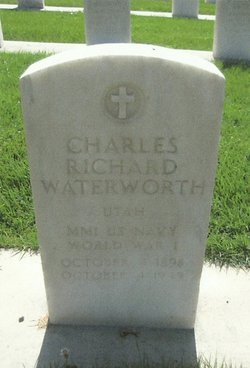 Charles Richard Waterworth