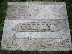 John Dasher Oberly