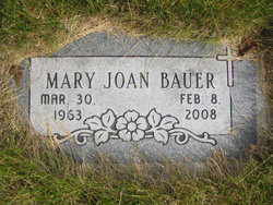 Mary Joan Bauer