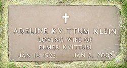 Adeline Kvittum Klein