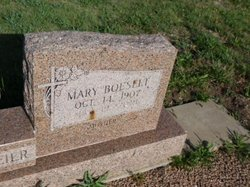 Mary Theresia E. <I>Boeselt</I> Gausemeier