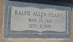 Ralph Allen Pharis