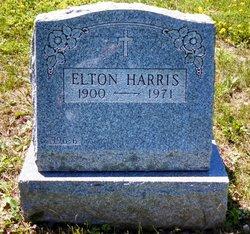 """Elton Island """"ZaZu Girl"""" <I>Spivey</I> Harris"""