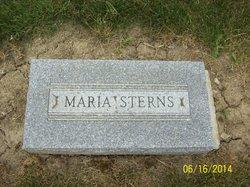 Maria V <I>Peart</I> Sterns