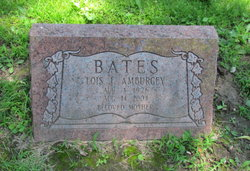 Lois J <I>Amburgey</I> Bates