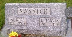 J. Marvin Swanick