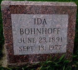 Ida Bohnhoff