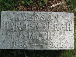 Ryerson Hardenbergh Smith