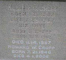 Howard W Gropp