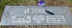 Greta Charlene <I>Macon</I> Boley