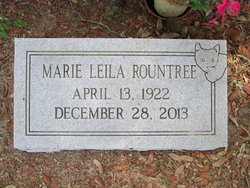 Marie Leila Rountree