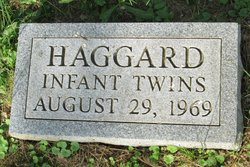 Infant son Haggard
