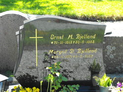 Margot P Bjelland