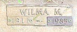Wilma M. Knodel