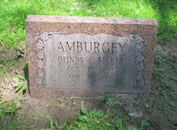 Olinda C <I>Becker</I> Amburgey