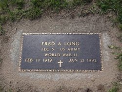 Fred A. Long