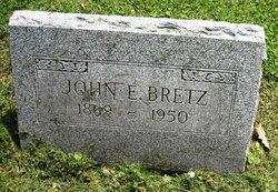 John E. Bretz