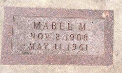 Mabel M Johnson
