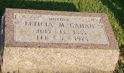 Leticia M. Gahan