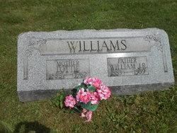 Lottie <I>Parsons</I> Williams
