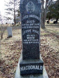 Jessie <I>McRae</I> MacDonald