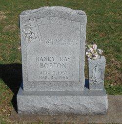 Randy Ray Boston