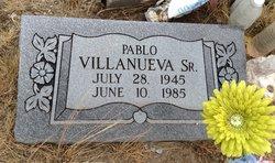 Pablo Villanueva, Sr