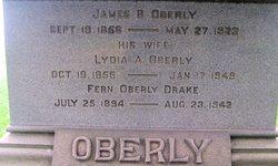Lydia A Oberly