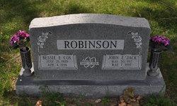"John E ""Jack"" Robinson"