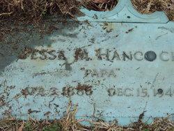 Jesse M Hancock
