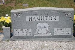 Boisy Hamilton, Sr