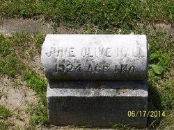 June Olive Hall